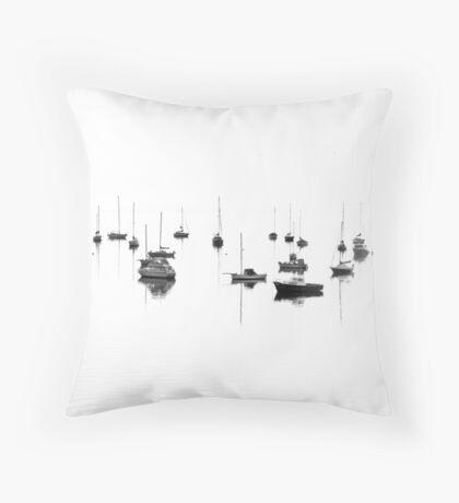 Corio Bay ~ Geelong Throw Pillow