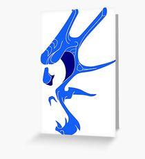 daemon Greeting Card
