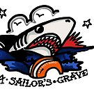 CG Sailor's Grave Shark by AlwaysReadyCltv
