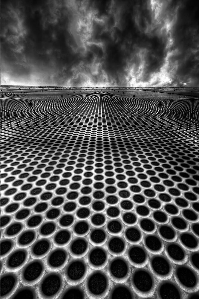 Cloudscraper by Bob Larson
