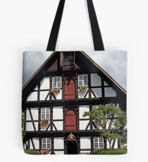 Half-timbered House Tote Bag