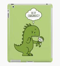 Vinilo o funda para iPad Dinosaurio orgánico