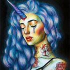 «lágrimas de unicornio» de umantsiva