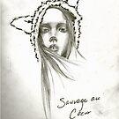 Sauvage au Coeur // Abbey Lee Kershaw by Xavier Ness
