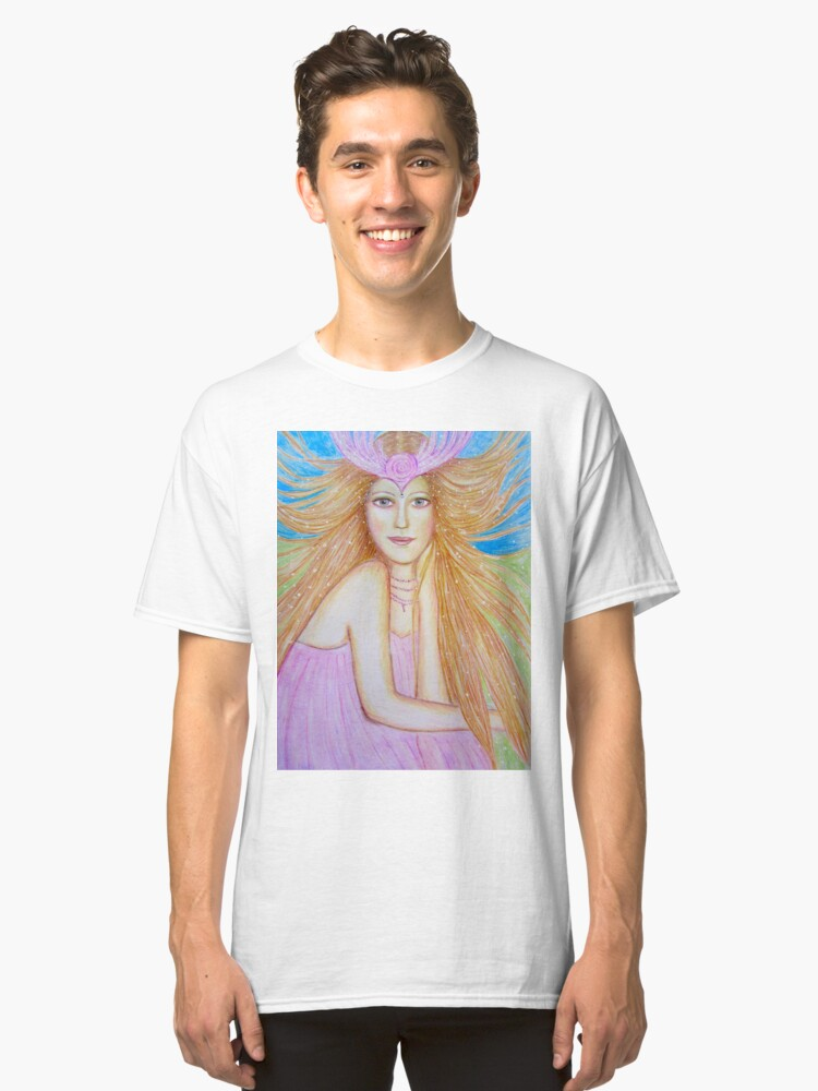 Helena Classic T-Shirt Front