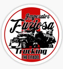 Furiosa trucking Sticker