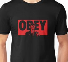 OBEY - They Live, We Sleep Unisex T-Shirt