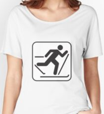 Cross Country  Women's Relaxed Fit T-Shirt