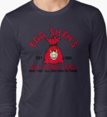 Egg Shen's six demon bag Long Sleeve T-Shirt