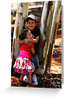 Sibling Love by Sheldon Pettit