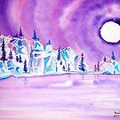 Moonlight on Sylvan Lake by Kevin McGeeney