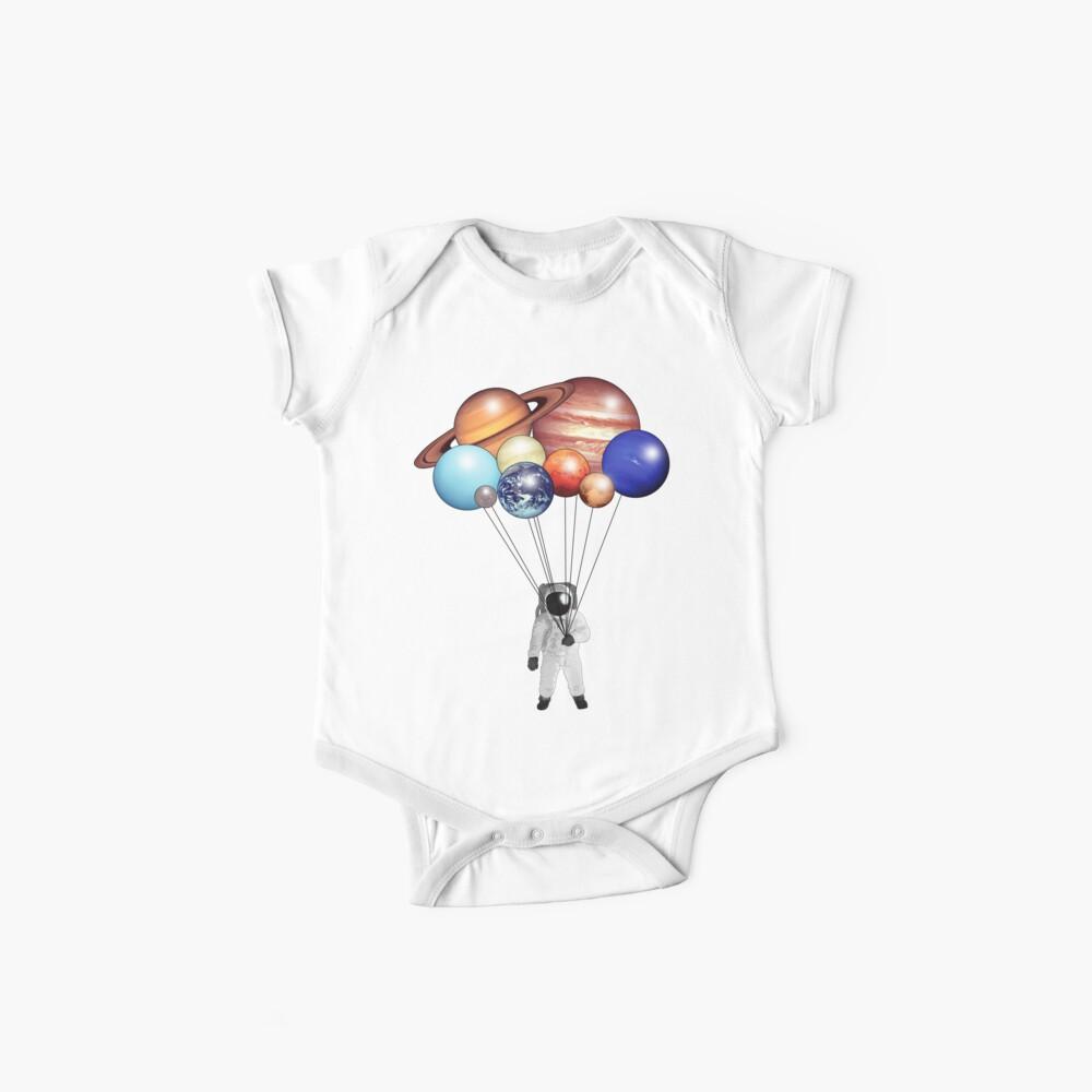 Globos de astronauta Bodies para bebé