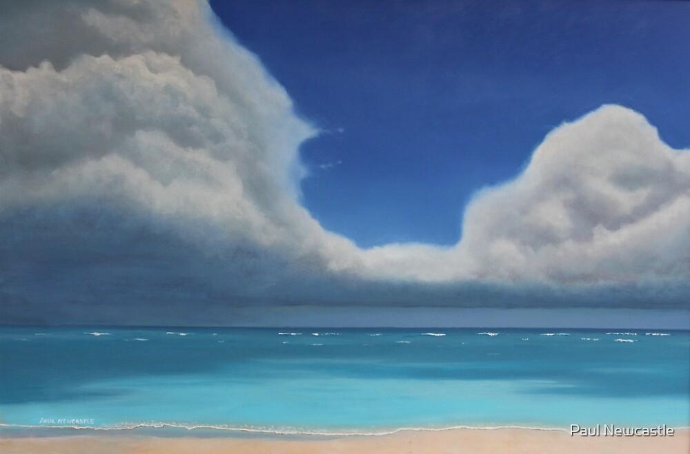 Sleepy Shore by Paul Newcastle