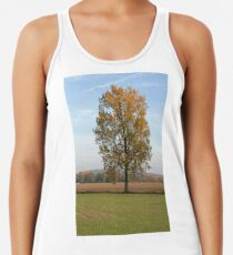 Lone Poplar 2 Women's Tank Top