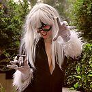 Felicia Hardy  aka Black cat by JudyBJ