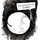 Pluto by printmesomecolo