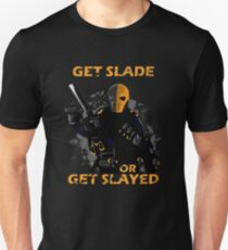Deathstroke - Arrow Unisex T-Shirt