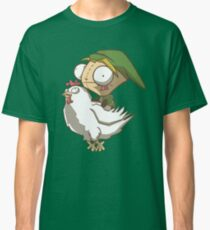 Invader Link Classic T-Shirt