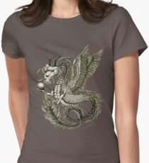 The Visionary Women's Fitted T-Shirt