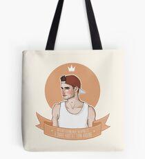 Liam Payne Tote Bag