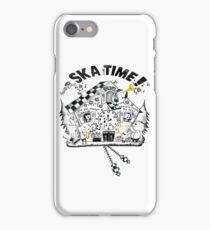 2 Tone Ska Time Cuckoo Clock iPhone Case/Skin