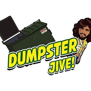 Dumpster Jive! by BrokenPonyArt