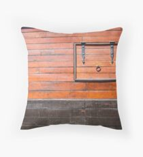 Barco Throw Pillow