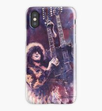 Jimmy Page  iPhone Case/Skin