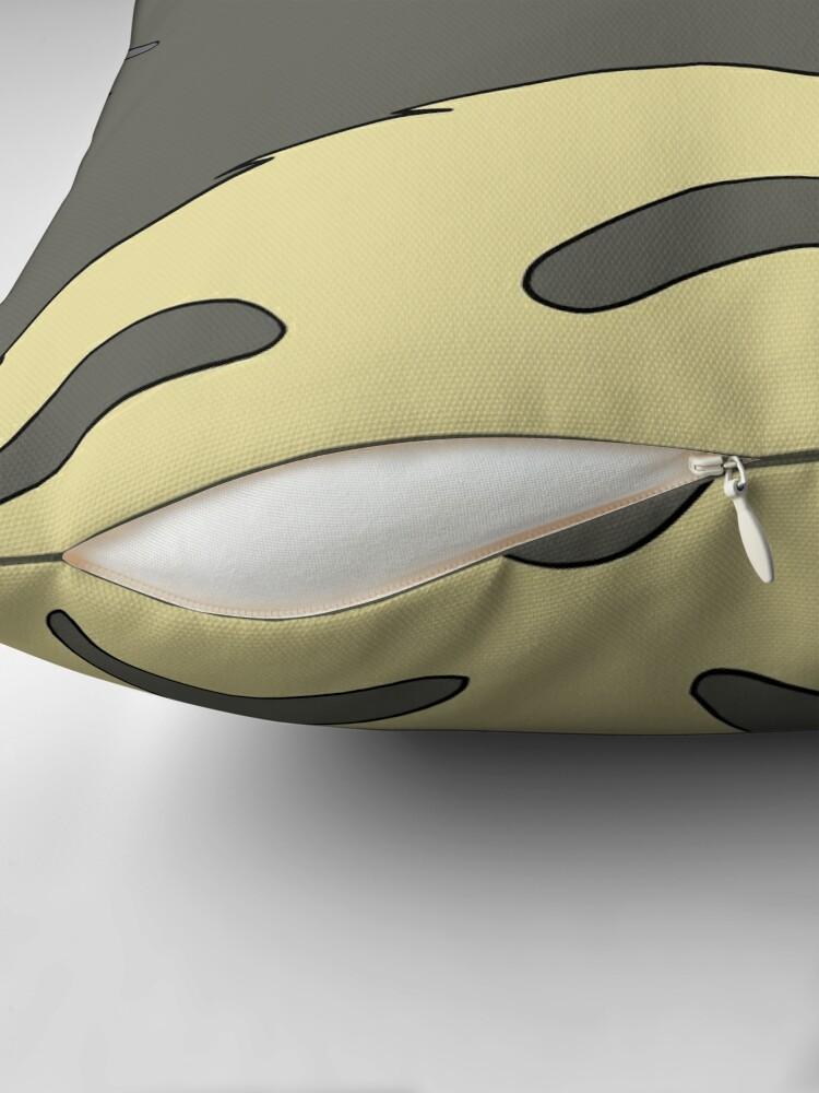 Alternative Ansicht von Totoro Dekokissen