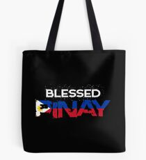 Gesegneter Pinay Tote Bag
