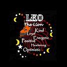 Leo The Lion by Sartoris Art & Photography