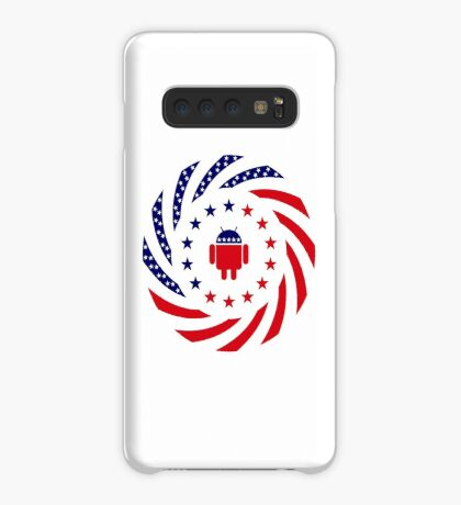 Android Murican Patriot Flag Series Case/Skin for Samsung Galaxy