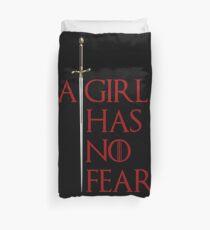 Funda nórdica Una niña no tiene miedo