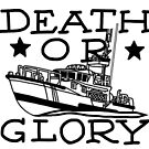 Death or Glory 47 MLB B&W by AlwaysReadyCltv