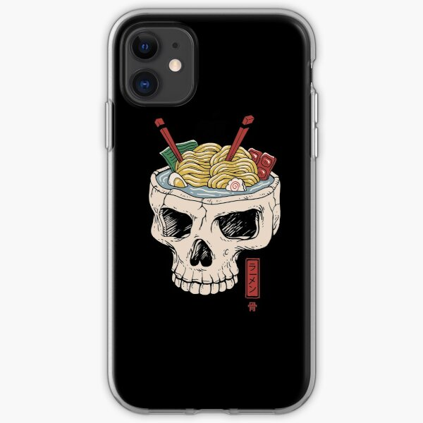 Ramen Brain iPhone Soft Case