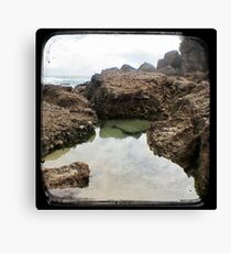 Rockpool - Through The Viewfinder (TTV) Canvas Print