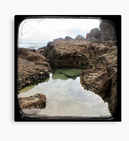 Rockpool - Through The Viewfinder (TTV) Canvas Print