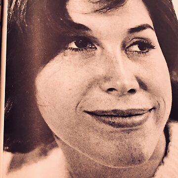 Mary Tyler Moore, 1964 by Jenniferkate72
