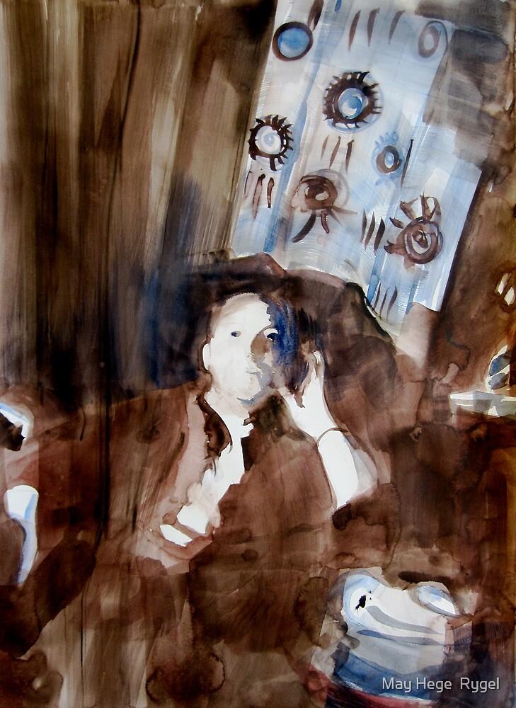 Petra - my grandma by May Hege  Rygel