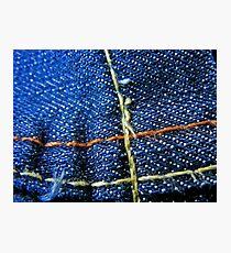 Stitching Photographic Print