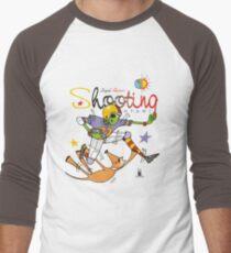 alien football Men's Baseball ¾ T-Shirt
