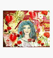 The healing smile Photographic Print