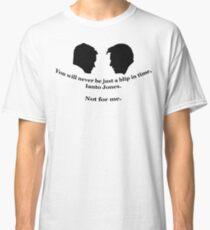 Janto Slash Print (black) Classic T-Shirt
