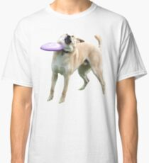 Camiseta clásica Frisbee Doge