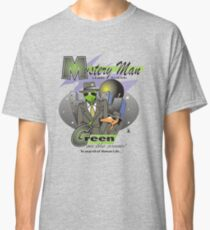 green on the scene Classic T-Shirt