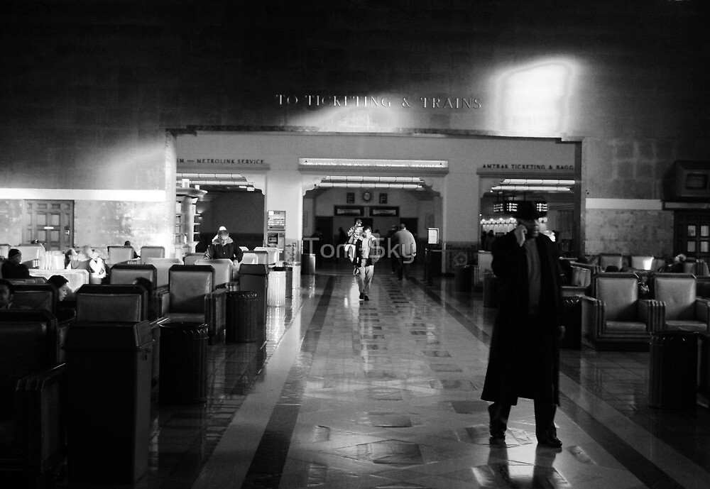 Union Station  by Tom-Sky