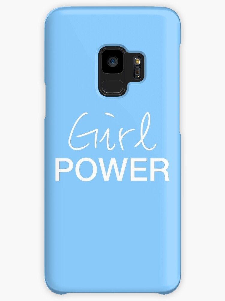 Girl Power by evelynnlee