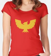 Captain Falcon Fitted Scoop T-Shirt