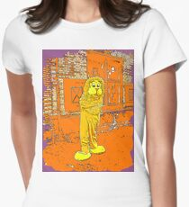 Lion 7 Women's Fitted T-Shirt