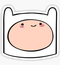 Finn the Human Sticker